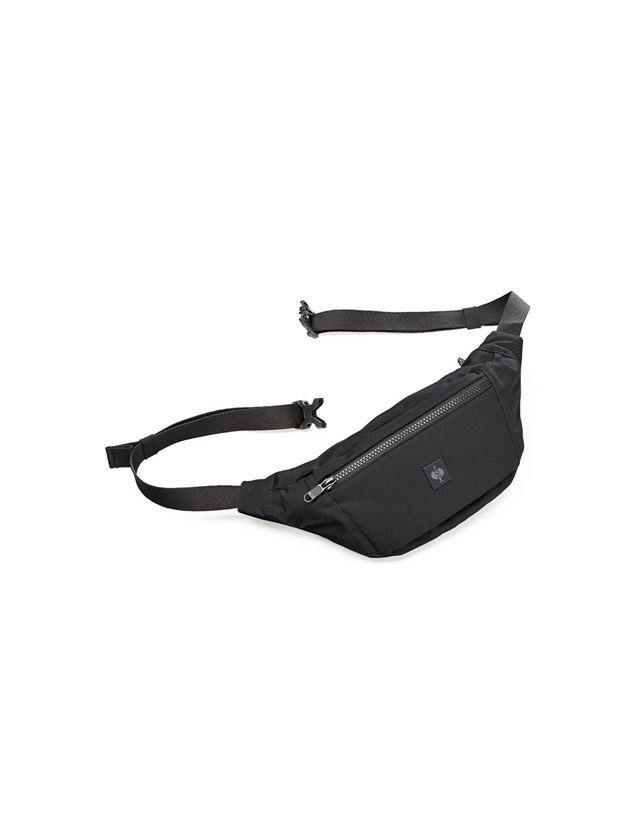 Accessories: Hip Bag e.s.motion ten + oxidblack
