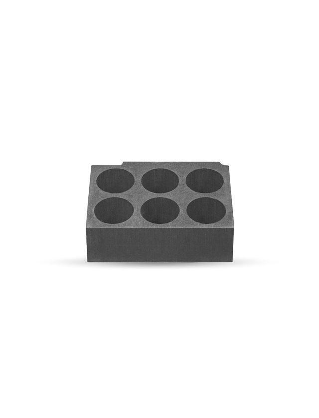 Tool Cases: Can insert STRAUSSbox 340 midi