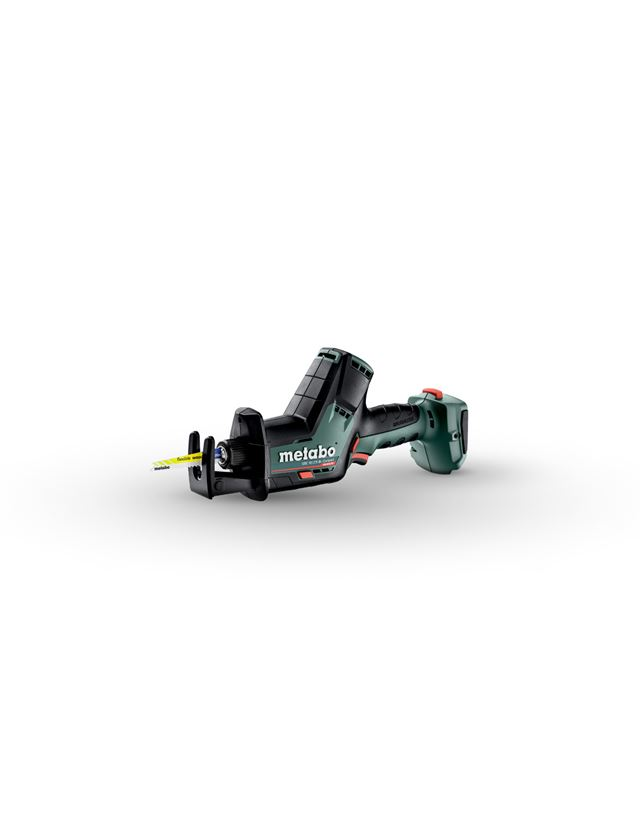 Elektrowerkzeuge: Metabo 18,0 V Akku-Säbelsäge Compact SSW BL in Box