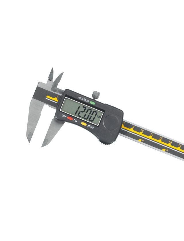 Measuring tools: Digital calliper gauge