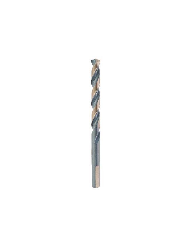 Drills: e.s. HSS-G metal spiral drill turbo