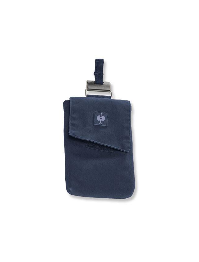Accessories: Mobile phone pocket e.s.motion ten + slateblue