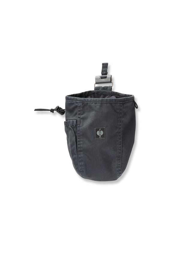 Accessories: Nail bag e.s.motion ten + oxidblack