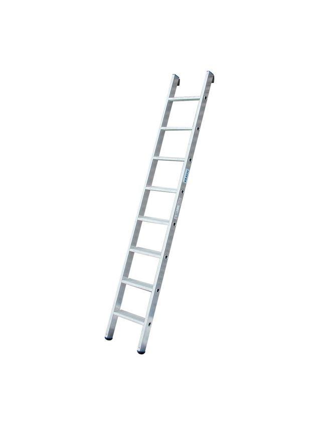 Ladders: KRAUSE Alu-Stufen-Anlegeleiter