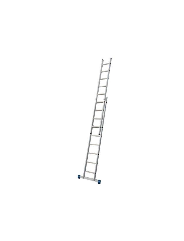Ladders: KRAUSE STABILO Schiebeleiter (Alu)