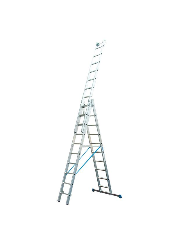 Leitern: KRAUSE STABILO Vielzweckleiter (Alu)