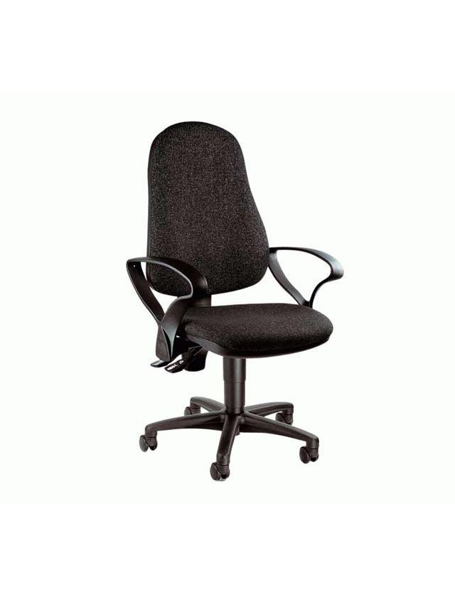 Chairs: Bürodrehstuhl Point 60 + anthracite