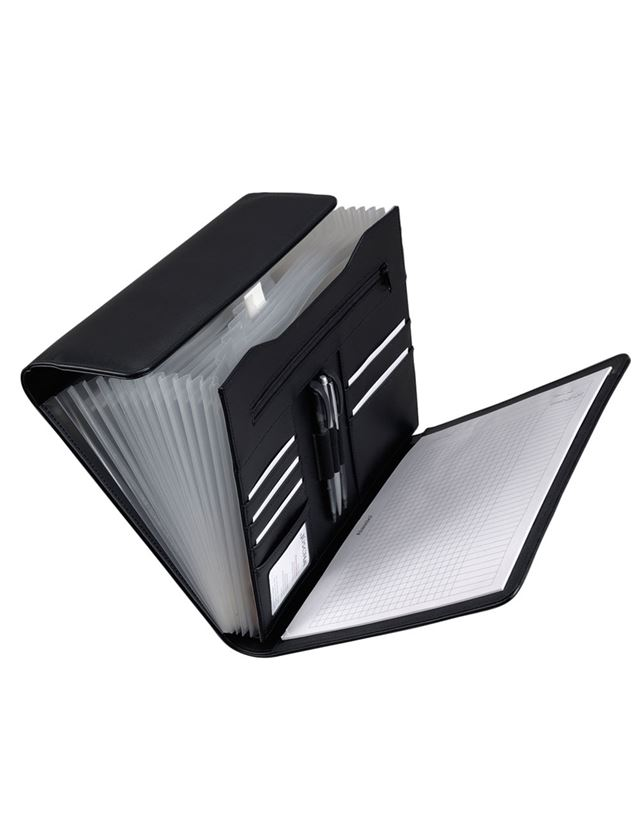 Organisation: Trieur accordéon Alassio + noir
