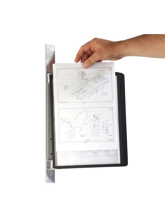 Accessoires de présentation: Tableau aimanté DURABLE VARIO