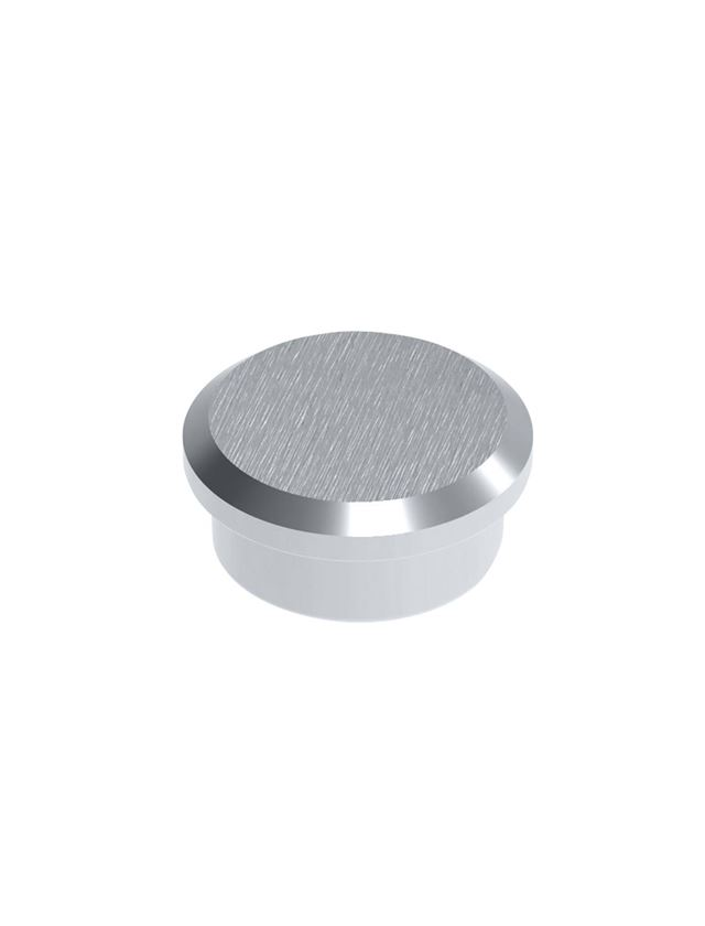 Small parts: Neodym strong magnet + silver