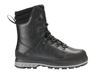 e.s. S2 Forestry safety boots Triton
