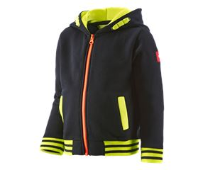Hoody sweat zippé e.s.motion 2020, enfants