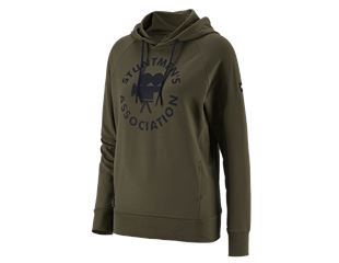 Stunt'n'Media Stuntmen's Hoody, Ladies'