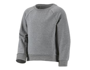 e.s. Sweatshirt cotton stretch, enfants