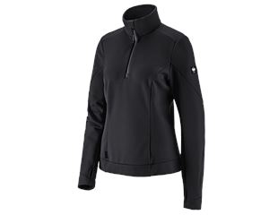 Stunt'n'Media Piqué Fleece Troyer, Ladies'