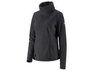Stunt'n'Media Diamond Fleece Turtle Neck, Ladies'