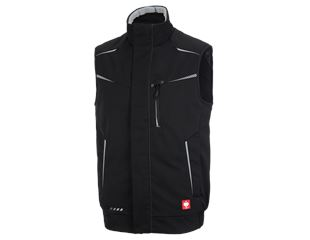 Winter softshell bodywarmer e.s.motion 2020