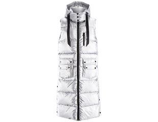Cloudy Winter Vest
