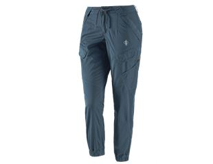 Cargo trousers e.s. ventura vintage, ladies'