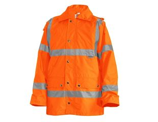 STONEKIT High-vis jacket 4-in-1