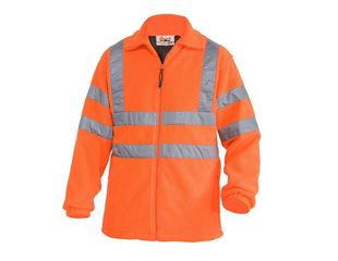 STONEKIT High-vis jacket Fleece