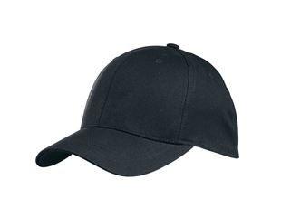 Hüte & Mützen Mens Herren Mütze Schimmütze Cappy Basecap Kappe One Size Schwarz
