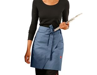 Mid-Length Apron e.s.fusion, ladies'