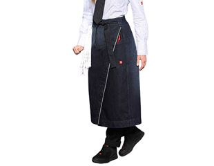 Catering Apron denim e.s.fusion, ladies'