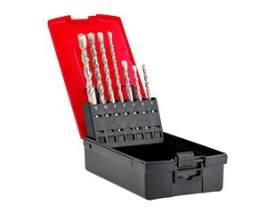 e.s. 2-blade stone drill set SDS-plus classic
