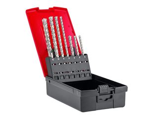 e.s. 4-blade stone drill set SDS-plus ultimate