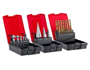 e.s. metal bit and countersink set