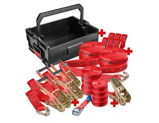 e.s. Professional load-securing set