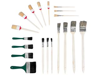 19 Piece Brush Set