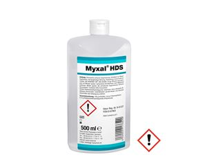 Myxal HD Disinfecting Soap