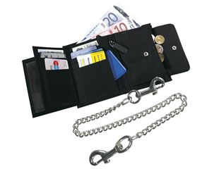 Wallet with Key Chain