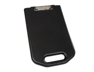 Clipboard with storage compartment