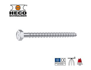 HECO® Six pans Multi-Monti plus VG zn