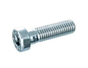 Cylind screws DIN 6912 with low head, inner hexag.