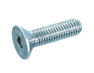 Cylind screw DIN 7991 low countersunk head