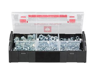 Hex nuts DIN 934, 625 pieces