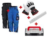 SET: 2x Kinder Bundhose e.s. motion