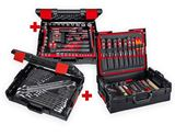 e.s. socket wrench set lockfix professional