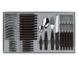 Cutlery set, 24-piece