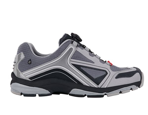 Work Shoes O2: e.s. O2 Work shoes Minkar + aluminium/graphite