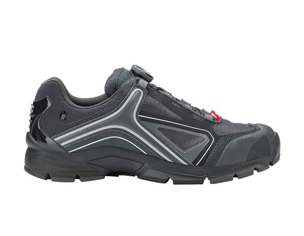 O2: e.s. O2 Work shoes Minkar + graphite