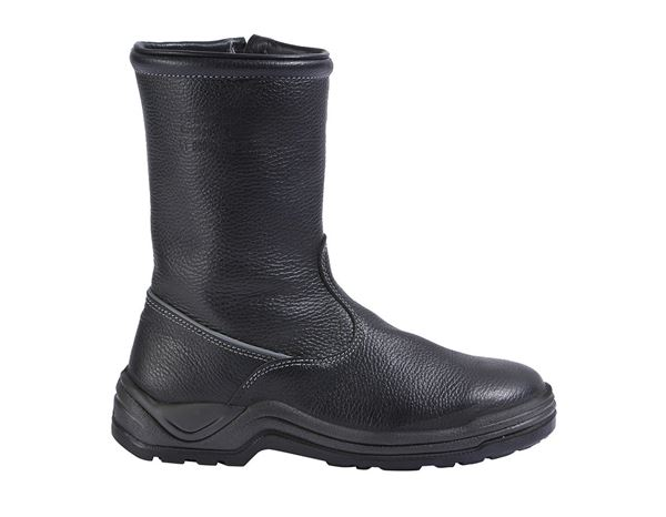 Work Boots / Wellingtons: Winter boots Rosenheim + black