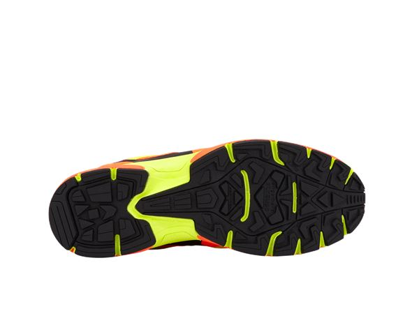O2: e.s. O2 Work shoes Thebe + high-vis orange/high-vis yellow/black 2