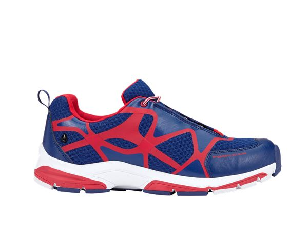O2: e.s. O2 Work shoes Thebe + royal/fiery red/white