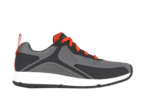 O1: e.s. O1 Work shoes Uranos + cement/redorange