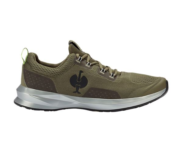 O1: O1 Work shoes e.s. Keran + mudgreen